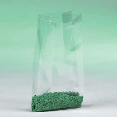 Clear Gusseted Bags - 1 Mil (.001)